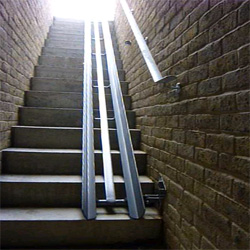 Cellar Access Chutes