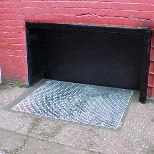Cellar access picture gallery for Exterior basement access doors