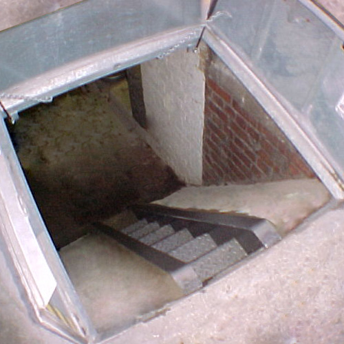 Cellar Access Skids Amp Steps